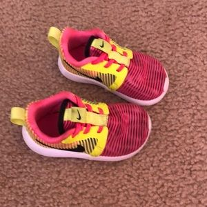 Nike baby sneakers size 5C